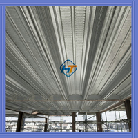 YX915 corrugated floor deck/corrugated sheet metal/composite deck steel sheet