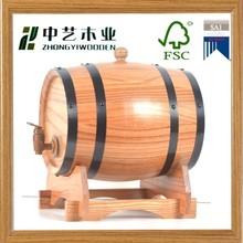 Made In China Pine Oak Wood Ice Wine Beer Bucket Barrel
