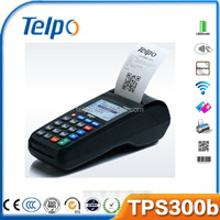 New Technology TPS300b bus ticketing lotteries pos machine