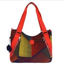 Customized fashion Canvas diaper bag, Promotion tote bag, Women handbag