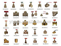 JD-8007 Superior quality Y-Strainer Bronze valve in industry