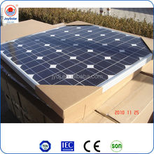 130w mono solar panel/solar panel made in china cheap price