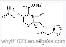 Pure Cefuroxime Sodium(sterile) on hot sale CAS:56238-63-2