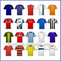 100% polyester dry fit bulk sale clothing wholesale football t shirt