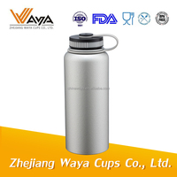 Most popular stainless steel sports drinking water bottle
