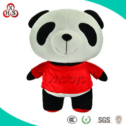 Cute Soft Stuffed Funny Factory Price Cheap panda eyes for sale