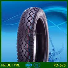 motorcycle tyre 110/90-16 tubeless tyre in China