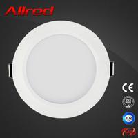 High output lumen 80 CRI slim 12 watt led downlight