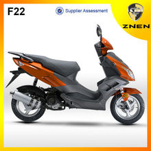 The new model:beautiful and fashionable 50CC F22 scooter