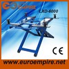 Hot sale Super Thin Movable Mid - Rise Scissor Car Lift 2.8T with CE