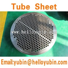 Drilling Tube Sheet used for Heat Exchanger