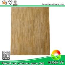 Fiber Cement Vinyl Grain Siding Decorative Exterior Wall Board