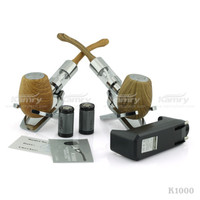 Hot selling UK e cigarette startet kit kamry k1000 e pipe 510 starter kit, k1000 mech mod