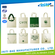 New arrival hottest china organic cotton bags promotion