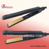 professional Top ceramic tourmaline hair straightener with fashion design for us uk japan korea market