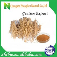 100% Pure Natural High Quality Gentian Root Extract