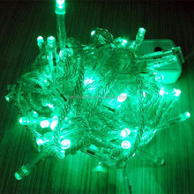 holiday and events decoration with customizable colors size led string light from China factory