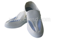 ESD Antistatic Net Shoes Cleanroom Work Safety Net Shoes