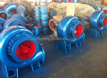 high pressure diesel or electric large capacity irrigation pump for agriculture