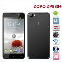 """ZOPO ZP980+ smartphone Android 4.2 MTK6592 Octa Core 1.7GHz 5""""inch 1920x1080 2GB RAM 16GB ROM 14MP Camera zp980 3G mobile phone"""
