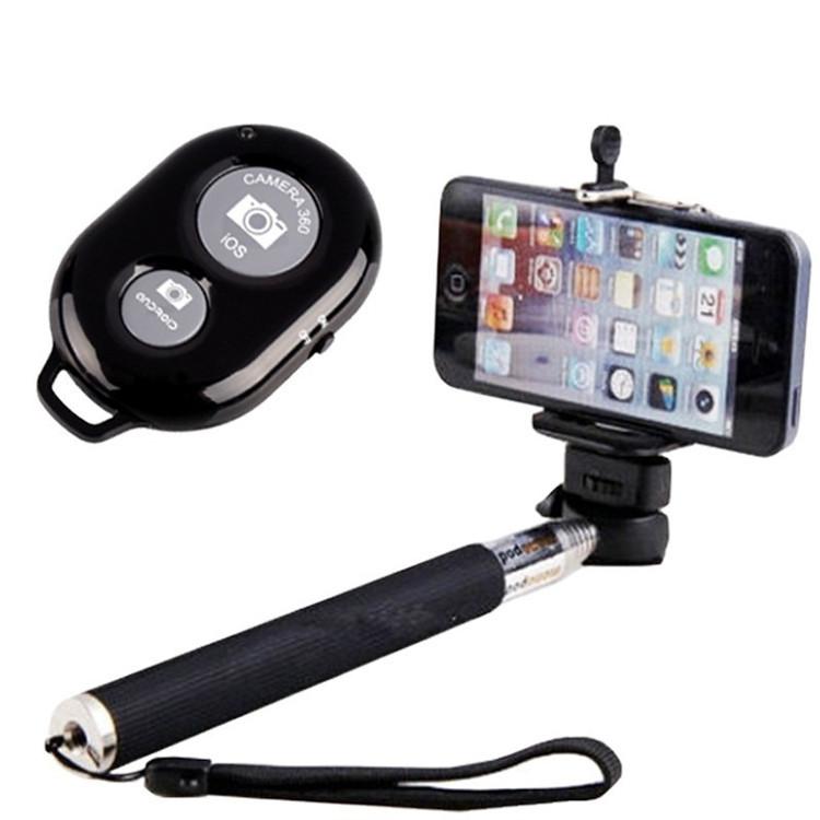 Ручной мобильный телефон монопод селфи палку селфи палка bluetooth, селфи палка с дистанционным управлением