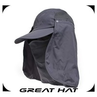 2015 strapback flap back hat, men baseball cap with ear flaps