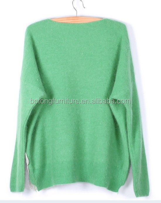 Reproduction Knitted V Neck Sweater 88