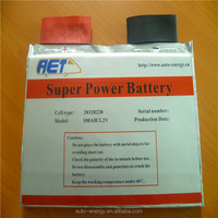 3.2V 100AH lithium polymer rechargeable battery for motorbike, electric, car, ups