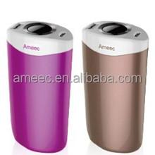 Ameec china supplier OEM li-ion battery 3.7v 5200mah power bank external battery bateria externa for all smart mobile phone