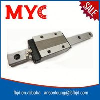 China low price linear bearing steel sliding guide