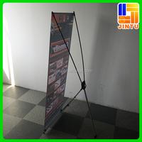 Ukuran x banner stand size