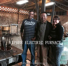 1Ton Fast Induction Melting Furnace