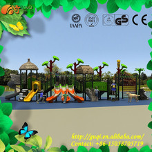 Plastic Slide,Outdoor Children Playground ,Outdoor Playground Set GQ-001-A