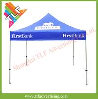 Custom Printing Pop Up Folding Flat Top Tent