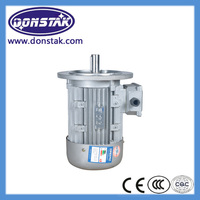 1.1 KW AC Industrial Electric motor, Three Phase Asynchronous Motor with Squirrel Cate, Fulley Enclosed and Fan Cooled