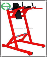 Gym Fitness Vertical Ab Up & Dip exercise machine Multi body building equipment