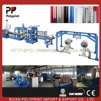 Optimize design high quality plastic sheet extrusion line