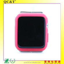 Factory Ultra Thin Back Cover Case For Apple I Watch Clear TPU Soft