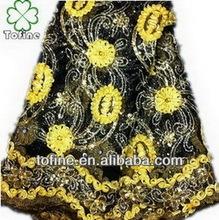 2013 high quality fashion Dry lace fabric