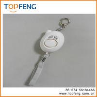Anti-rape device personal alarm/anti-lost alarm/anti-lost alarm for woman and children