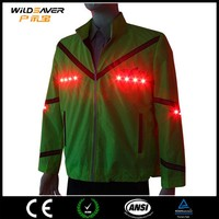 Wholesale motorcycle clothing with LED lights