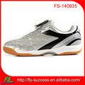 2014 nuevo modelo de fútbol de china calzado para el hombre