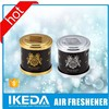 2015 Long lasting metal tin can gel air freshener/aroma gel freshener/aroma gel