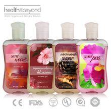 Perfume shower gel