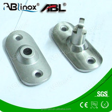 stainlless steel / carbon steel /stainless steel boat rail fittings casting