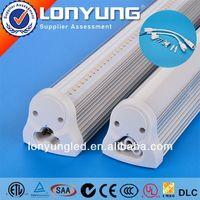 UL lights prices ETL TUV SAA T8 Linkable Led IntegrativeTube Light 8ft-40w 6ft-30w tube japanese japan tube 2700K-6500K