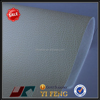 soft pu/pvc synthetic leather nonwoven fabric for notebook