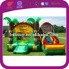 inflatable jumping castle water slide