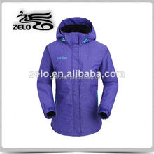 Custom design you own outdoor running jacket