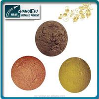 china metal pigment gold powder price